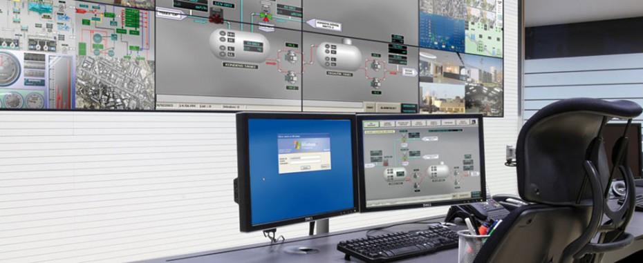 Centres de control i decissions de Gesab