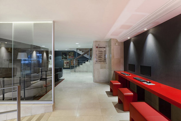 Hotels Viccarbe